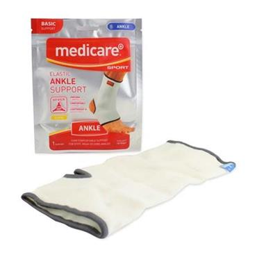 Medicare Elastic Ankle Support Large