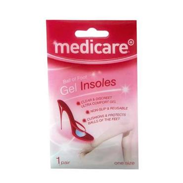 Medicare Ball of Foot Gel Insoles