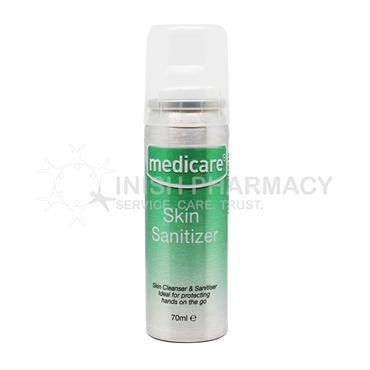 Medicare Skin Sanitising Spray 70ml