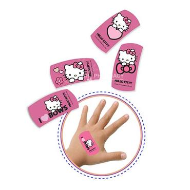 Medrull Hello Kitty Plasters for kids 10 Pack