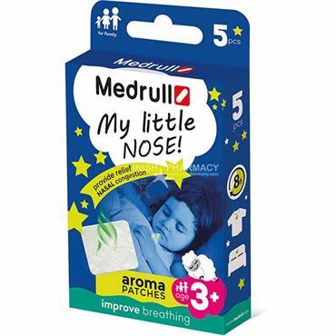 Medrull My Little Nose Aromaplaster for kids 5 Pack
