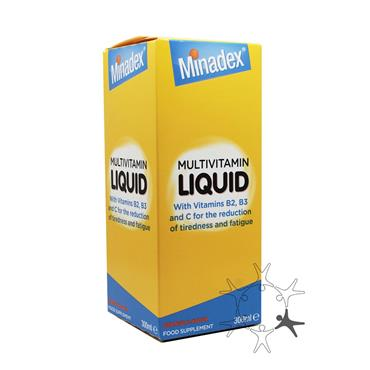 Minadex Multivitamin Liquid Tonic 300ml
