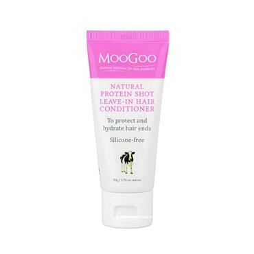Moogoo Natural Protein Shot Leave-In Conditioner 50ml