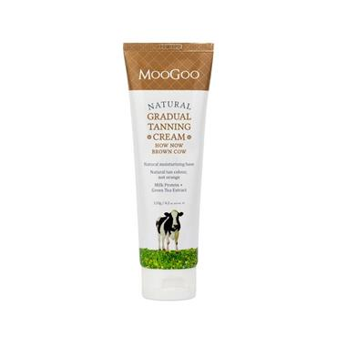 MooGoo How Now Brown Cow Gradual Tanning Full Cream 120g