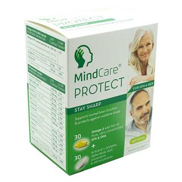 MindCare Protect 30+30 Capsules