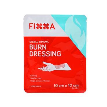 Fixxa Burn Dressing 10cmx10cm