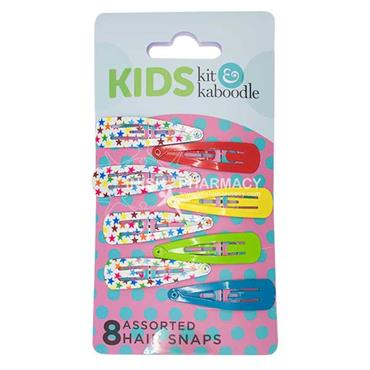 Kit & Kaboodle Assorted Snaps 8 Pack