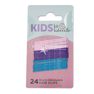 Kit & Kaboodle Coloured Bobby Pins