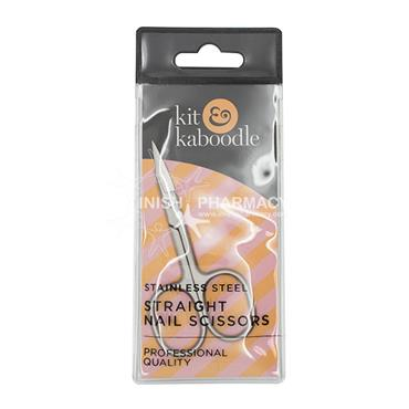Kit & Kaboodle Straight Nail Scissors