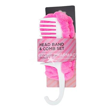 Kit & Kaboodle Head Band and Comb Set