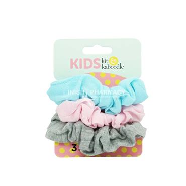 Kit & Kaboodle 3pk Hair Scrunchies