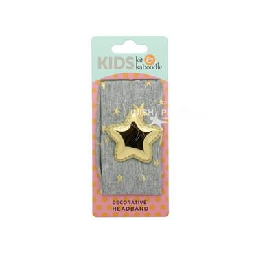 Kit & Kaboodle Decorative Star Hairband
