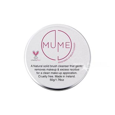 Mume Solid Make-Up Brush Cleanser 50g