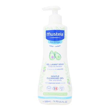 Mustela Gentle Cleansing Gel Wash 500ml