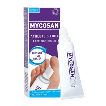 Mycosan Athlete's Foot Precision Treatment Brush