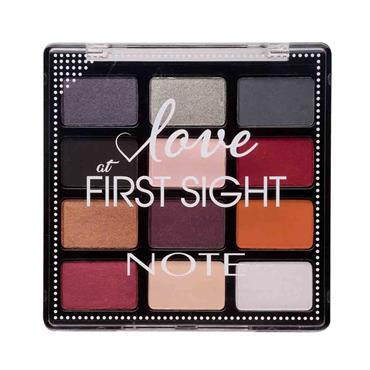 NOTE Love at First Sight Eyeshadow Palette Freedom To Be