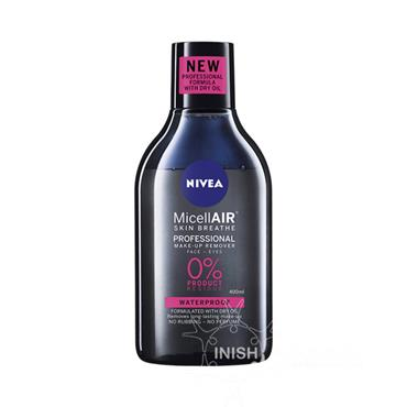Nivea MicellAir Professional Make Up Remover 400ml