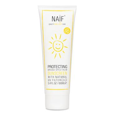 NAA?F Quality Baby & Kids Care Protecting Sunscreen SPF50 100ml