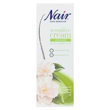 Nair Sensitive Hair Removal Cream 200ml