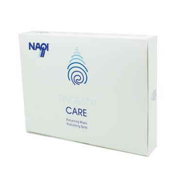 Naqi Fingertip Care Prelancing Wipes & Postlancing Spray Kit