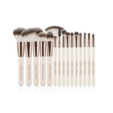 Nude By Nature Brilliance 15 Piece Brush Set