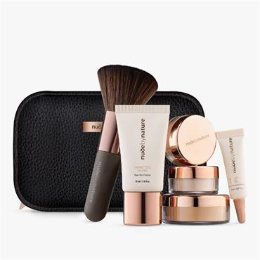 Nude By Nature Complexion Essentials Starter Kit W2 Ivory