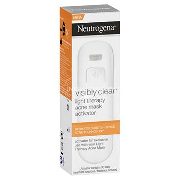 Neutrogena Visibly Clear Light Therapy Acne Mask Activator 30 Sessions