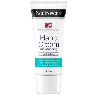 Neutrogena Antibacterial Moisturising Hand Cream 50ml