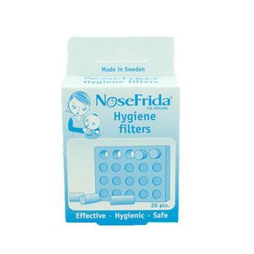 Nosefrida Hygiene Filters 20 pack
