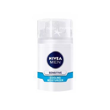 Nivea Men Sensitive Cooling Moisturiser 50ml