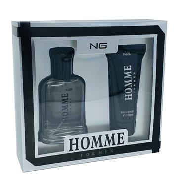 NG Giftset Homme