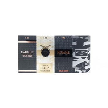 NG Mens Assorted Giftset 4x15ml