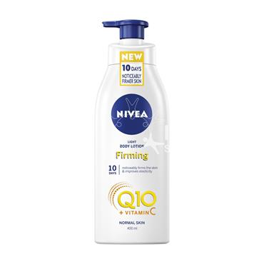 Nivea Firming Light Body Lotion Q10 & Vitamin C Normal Skin 400ml