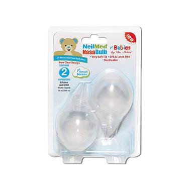 NeilMed NasaBulb For Babies 2 Pack