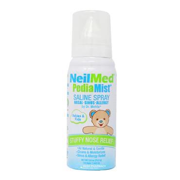 NeilMed PediaMist Saline Spray For Children 75ml
