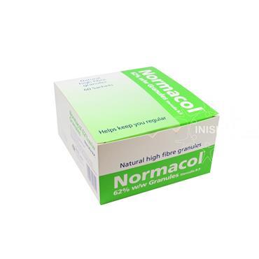 Normacol Natural High Fibre Sterculia Granules 60 Sachets