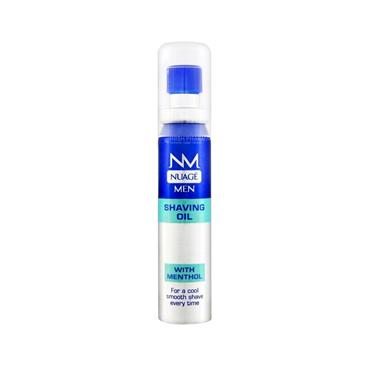 Nuage Men Shaving Oil With Menthol 20ml