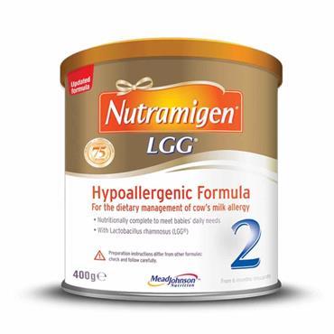 Nutramigen 2 LGG Hypoallergenic Formula 6 months + 400g