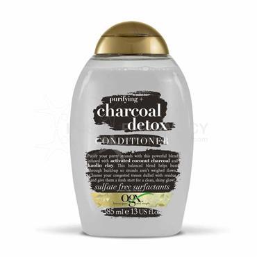 OGX Charcoal Detox Conditioner 385ml