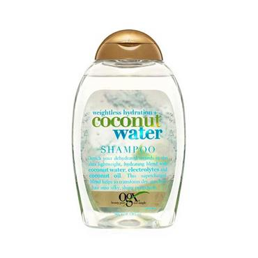OGX Weightless Hydration & Coconut Water Shampoo 385ml