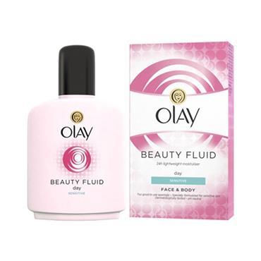 Olay Beauty Fluid For Sensitive Skin 200ml
