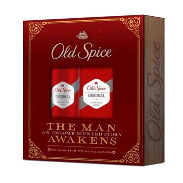 Old Spice Original The Man Awakens Giftset