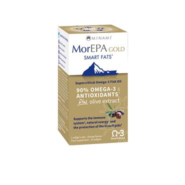 Minami MorEPA Gold Smart Fats 30 Pack