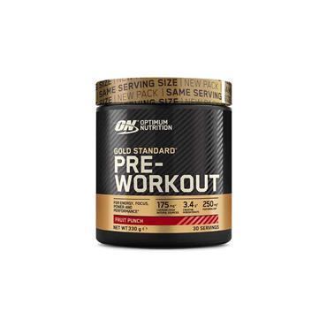 Optimum Nutrition Gold Standard Pre-Work Out Fruit Punch 330g