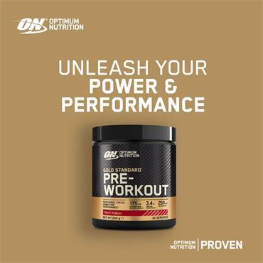 Optimum Nutrition Gold Standard Pre-Work Out Green Apple 330g