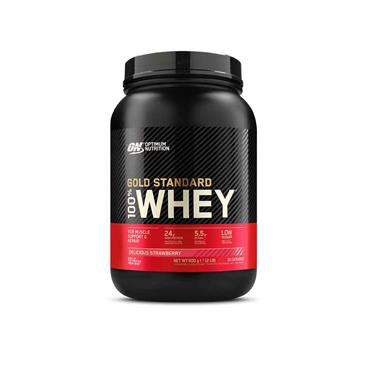 Optimum Nutrition Gold Standard 100% Whey Strawberry 900g