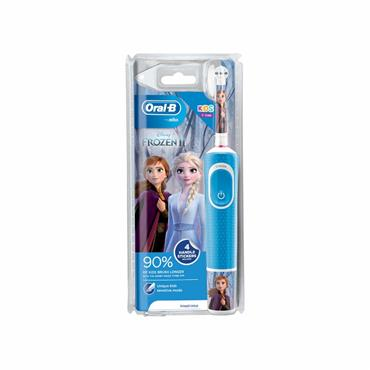 Oral B Kids Stages Disney Frozen Electric Toothbrush