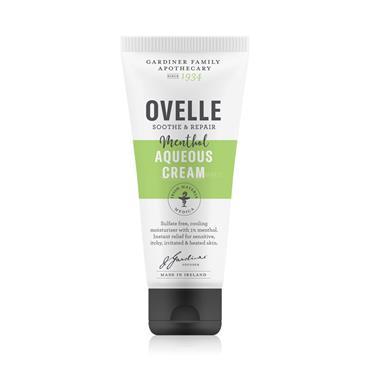 Ovelle Cooling Menthol Aqueous Cream Tube 250ml