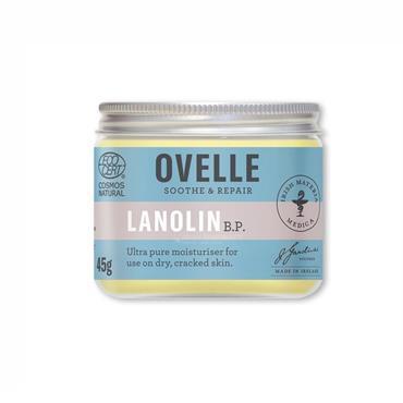 Ovelle Lanolin BP Ultra Pure Moisturiser 45g