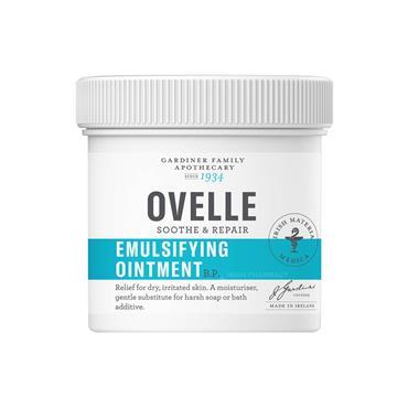 Ovelle Emulsifying Ointment Emollient Moisturiser 100g
